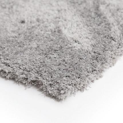 Χαλιά Κρεβατοκάμαρας (Σετ 3 Τμχ) Royal Carpet Micro Shaggy 0.67X4.80 Bedset - L.Grey