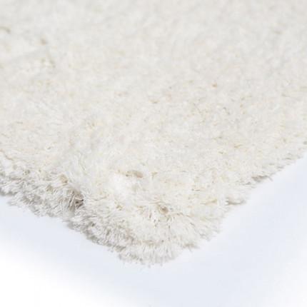 Χαλιά Κρεβατοκάμαρας (Σετ 3 Τμχ) Royal Carpet Micro Shaggy 0.67X4.80 Bedset - White
