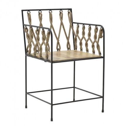 Καρέκλα Inart 3-50-492-0001