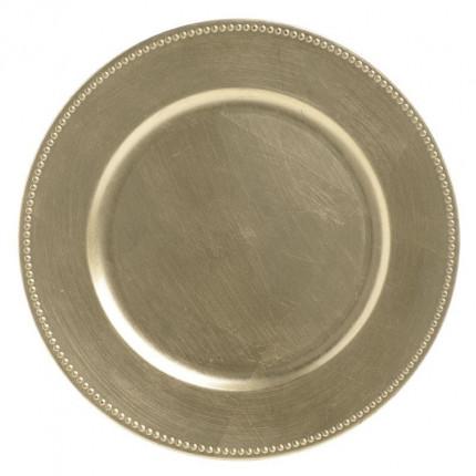 Πιατέλα Διακοσμητική Inart 3-70-019-0171