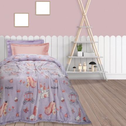 Κουβέρτα Fleece Μονή 160X220 Das Home 4764