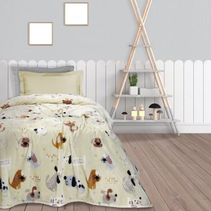 Κουβέρτα Fleece Μονή 160X220 Das Home 4766
