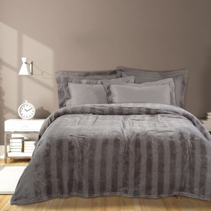 Κουβέρτα Fleece Μονή 160X220 Das Home 0465