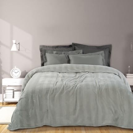 Κουβέρτα Fleece Υπέρδιπλη 220X240 Das Home 0464