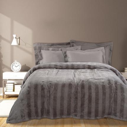 Κουβέρτα Fleece Υπέρδιπλη 220X240 Das Home 0465