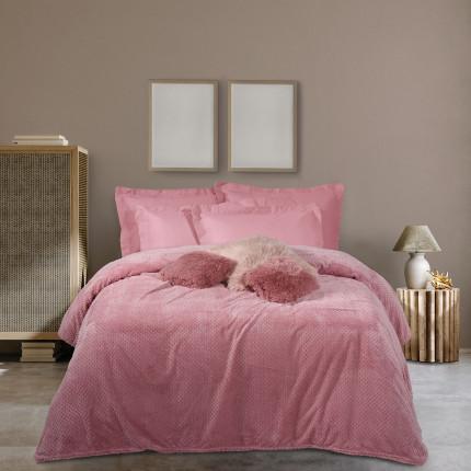 Κουβέρτα Fleece Υπέρδιπλη 220X240 Das Home 0467