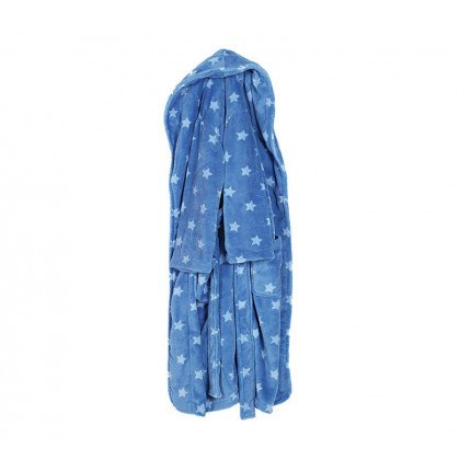 Παιδική Ρόμπα Nef Nef Fleece Star Attack Μπλε