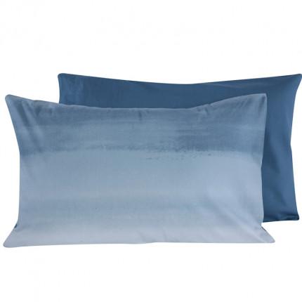 Μαξιλαροθήκη Τεμάχιο 52X72 Nef Nef Blue Ocean Blue