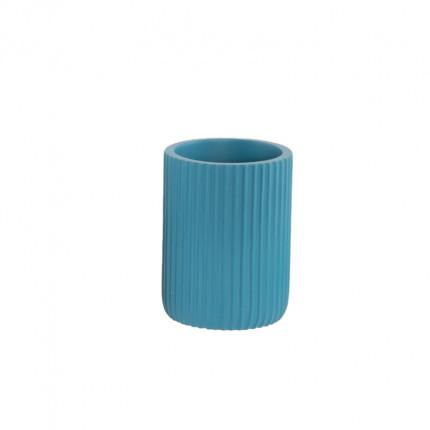 Ποτήρι Μπάνιου D7,2X9,3 Nef Nef Le Roi Petrol