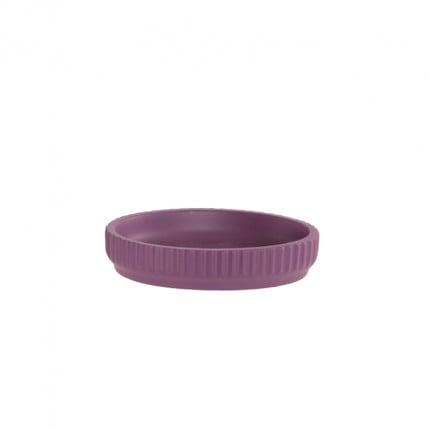 Σαπουνοθήκη D13,7X9,7X2,8 Nef Nef Venice Purple