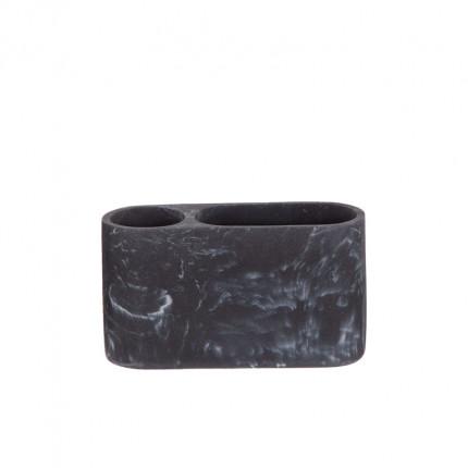Θήκη Οδοντόβουρτσας D18,2X6,4X9,7 Nef Nef Golden Anthracite