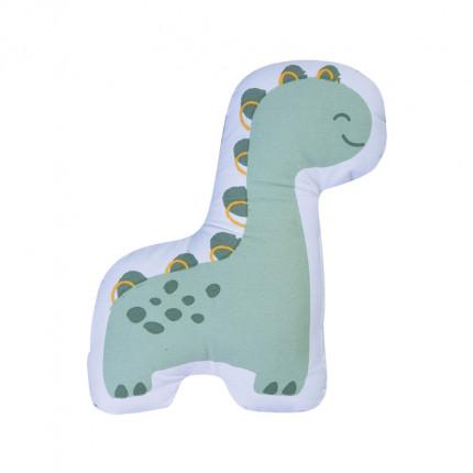 Διακοσμητικό Μαξιλάρι 28X33 Nef Nef Baby Dino Green