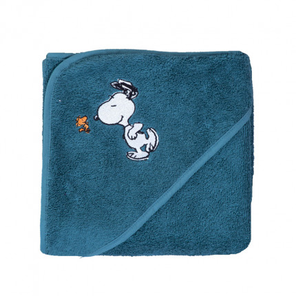 Κάπα 75X75 Nef Nef Snoopy Enjoy Blue