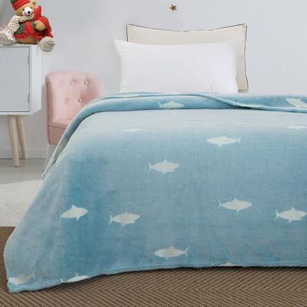 Κουβέρτα Fleece Μονή Palamaiki Luminous Collection 160X220 Fin