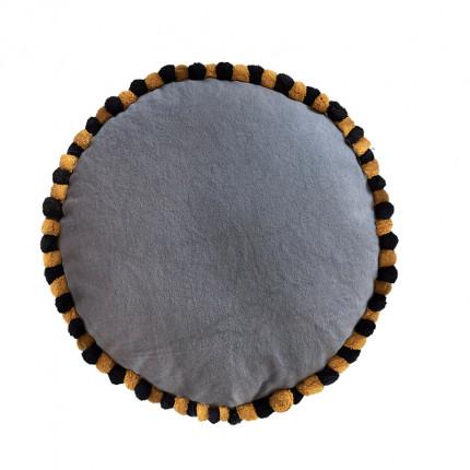 Μαξιλάρα Δαπέδου Φ60 Palamaiki Spree Steel