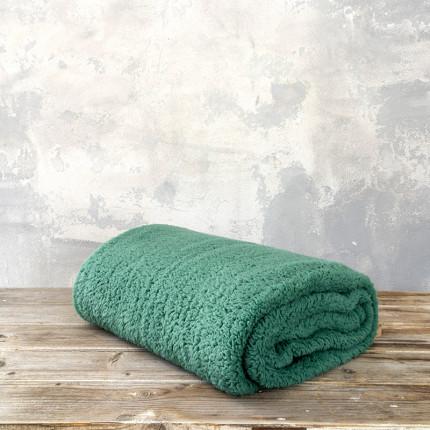 Κουβέρτα Fleece Υπέρδιπλη 220X240 Nima Manta Green