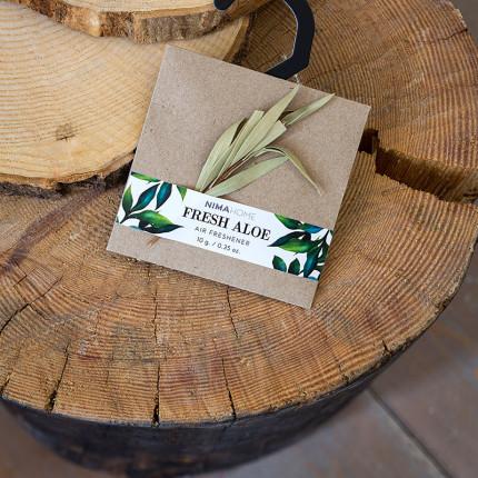 Αρωματικό Ντουλάπας 10gr - Nima Fresh Aloe