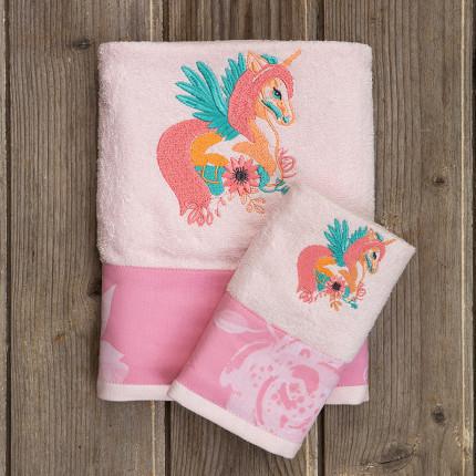 Παιδικές Πετσέτες (Σετ 2 Τμχ) Kocoon Cornelia