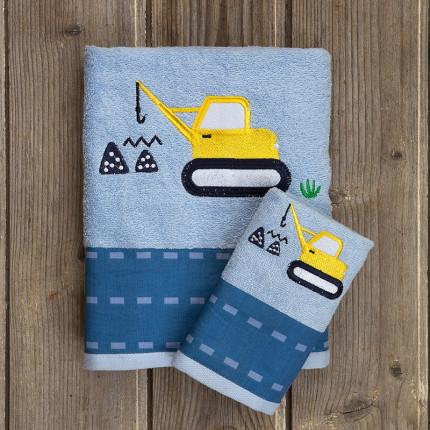 Παιδικές Πετσέτες (Σετ 2 Τμχ) Kocoon Pongo