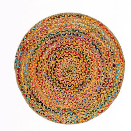 Χαλί Σαλονιού 160X160 Tzikas Carpets All Season Inkas 55146-60