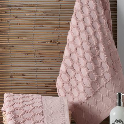 Πετσέτα Προσώπου 50X100 Kentia Loft Forum 18 Ροζ