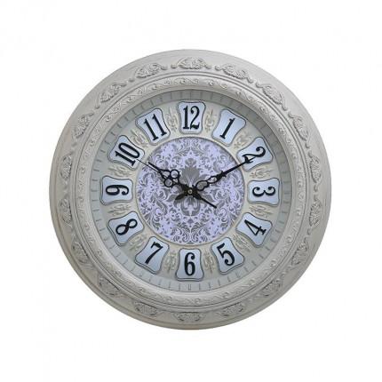 Ρολόι Τοίχου Inart 3-20-385-0072 50x50