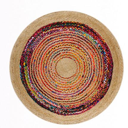 Χαλί Σαλονιού 150X150 Tzikas Carpets All Season Pop 60620-50