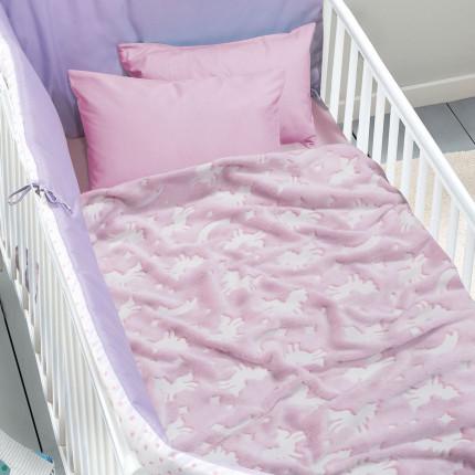Κουβέρτα Fleece 80X110 Das Home Relax 4734