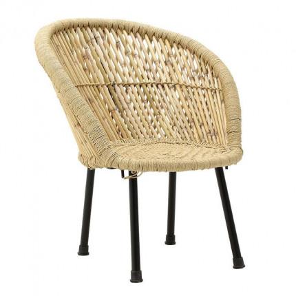 Καρέκλα Μπαμπού Inart 3-50-492-0006 63x74