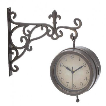 Ρολόι Σταθμού Inart 3-25-828-0001