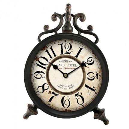 Επιτραπέζιο Ρολόι Inart 3-20-773-0363 18x24