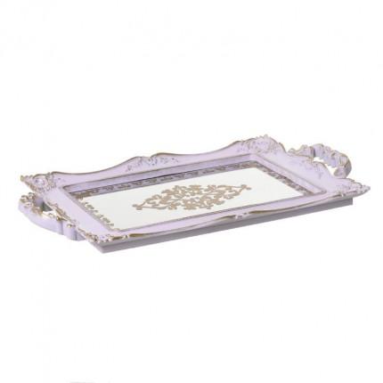 Δίσκος Με Καθρέπτη Inart 3-70-058-0022