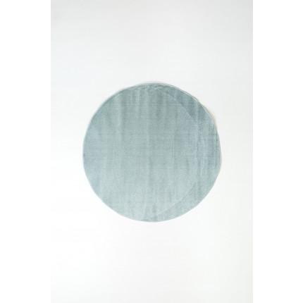 Χαλί Σαλονιού Φ120 Ezzo All Season Chroma 8216Aj8 Light Blue