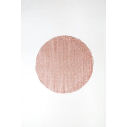 Χαλί Σαλονιού Φ120 Ezzo All Season Chroma 8216Aj8 Pink