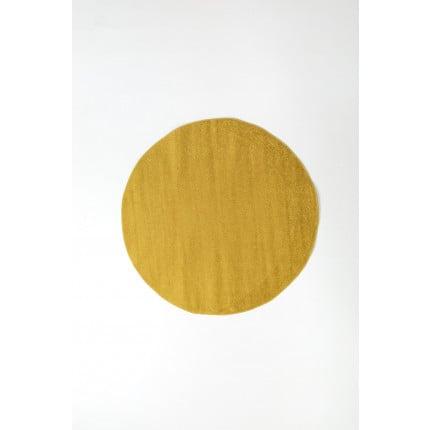 Χαλί Σαλονιού Φ120 Ezzo All Season Chroma 8216Aj8 Yellow