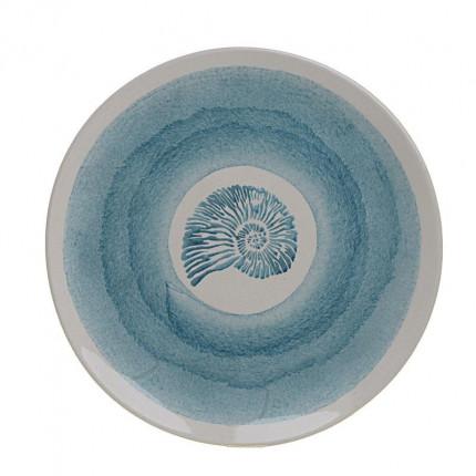 Κεραμική Πιατέλα Inart 3-60-017-0030