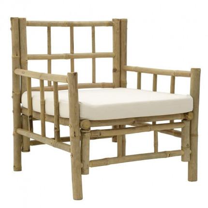 Πολυθρόνα Μπαμπού