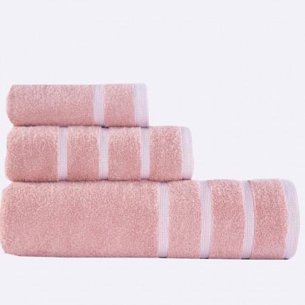 Πετσέτες Μπάνιου (Σετ 3 Τμχ) Madison Nef Nef Apple/White