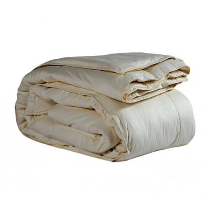 Πάπλωμα Μονό 160x220 Nef Nef White Linen Μαλλί