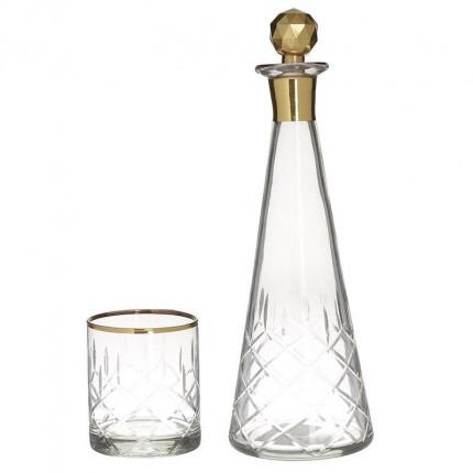 Σετ Καράφα Και 6 Ποτήρια