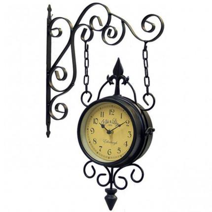 Ρολόι Τοίχου Inart 3-25-021-0013