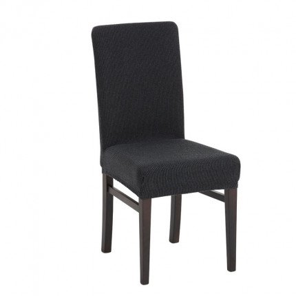 Σετ (2 Τμχ) Ελαστικά Καλύμματα Καρέκλας Με Πλάτη Creta