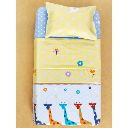 Σετ Κούνιας 3τμχ Palamaiki Baby Satin Bs7001