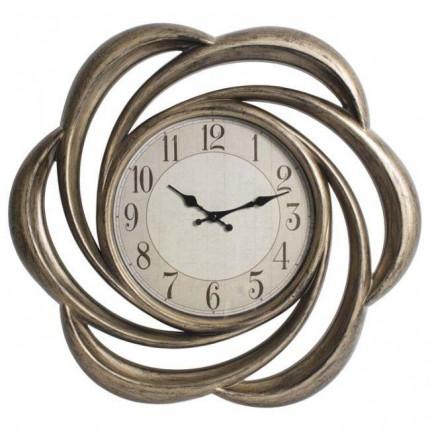 Ρολόι Τοίχου Inart 3-20-828-0010