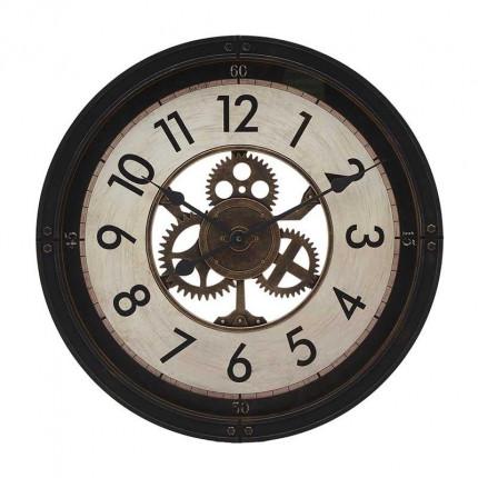 Ρολόι Τοίχου Inart 3-20-828-0114