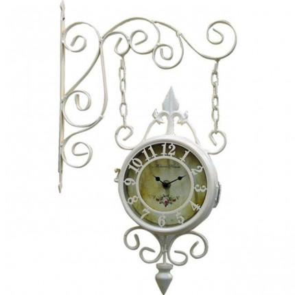 Ρολόι Τοίχου Inart 3-25-021-0012