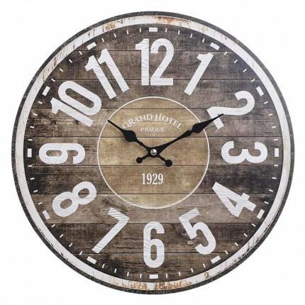 Ρολόι Τοίχου Inart 3-20-977-0240