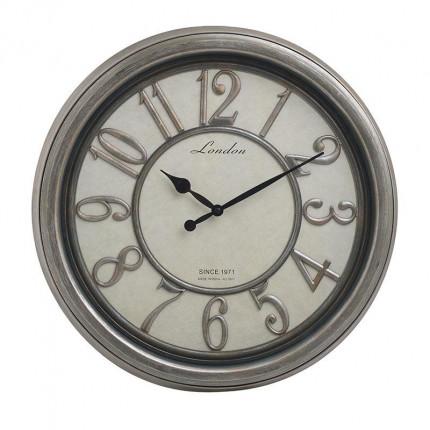 Ρολόι Τοίχου Inart 3-20-864-0093