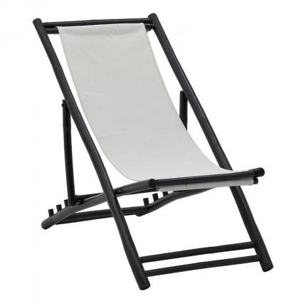 Πτυσσόμενη Καρέκλα Παραλίας Μπαμπού Inart 3-50-236-0021