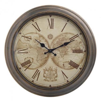 Ρολόι Τοίχου Inart 3-20-864-0105